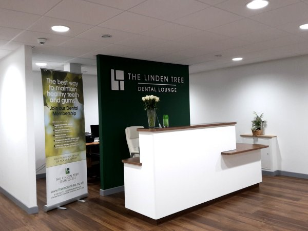 Dunfermline Dental Practice - Reception